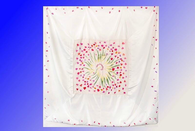 Chuppah 06 Rose Petals  USD1000 3600NIS